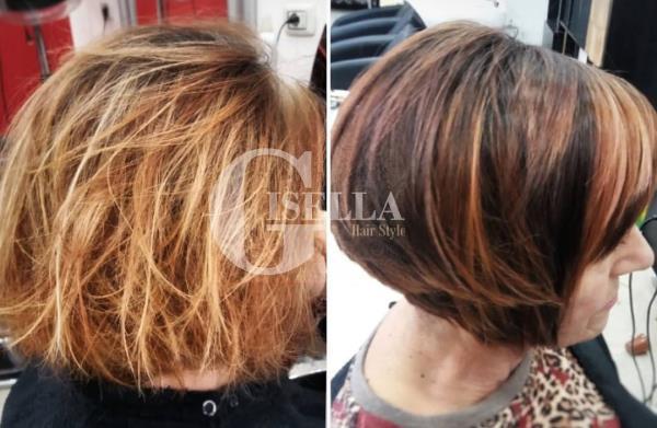 trattamenti capelli gisella parrucchieri siracusa