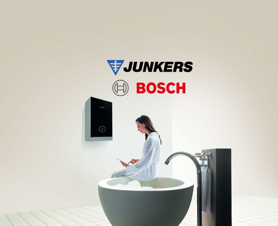 Riparazione scaldabagni Junkers