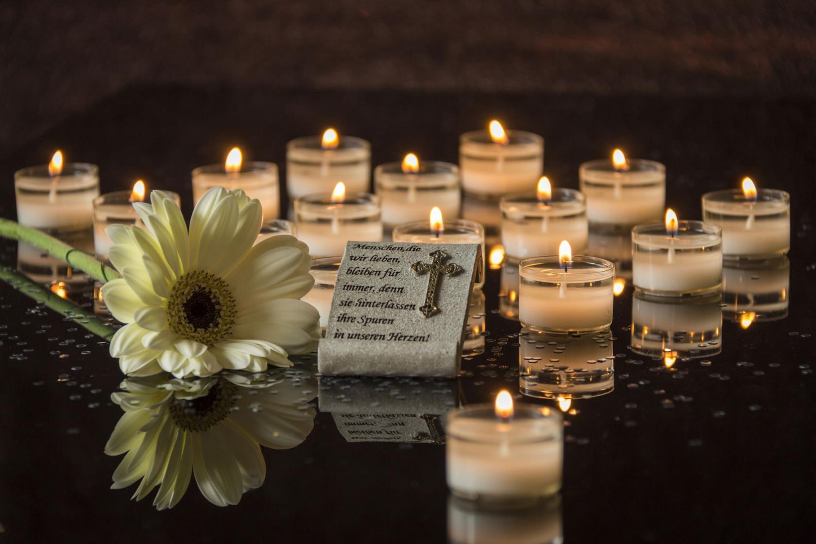 Stampa manifesti onoranze funebri rizzotto salemi trapani