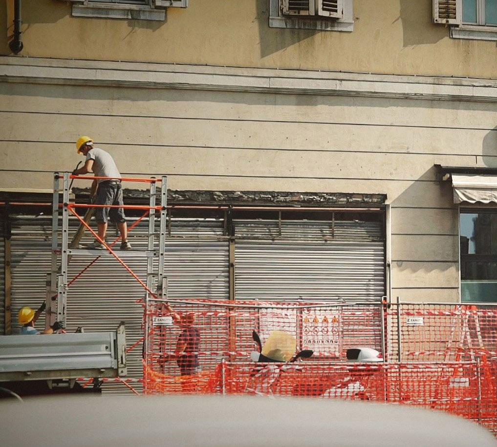 Ristrutturazione RMMG Costruzioni Trieste