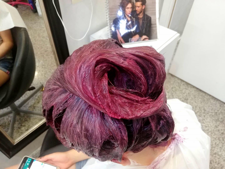 colori di tendenza per capelli roma