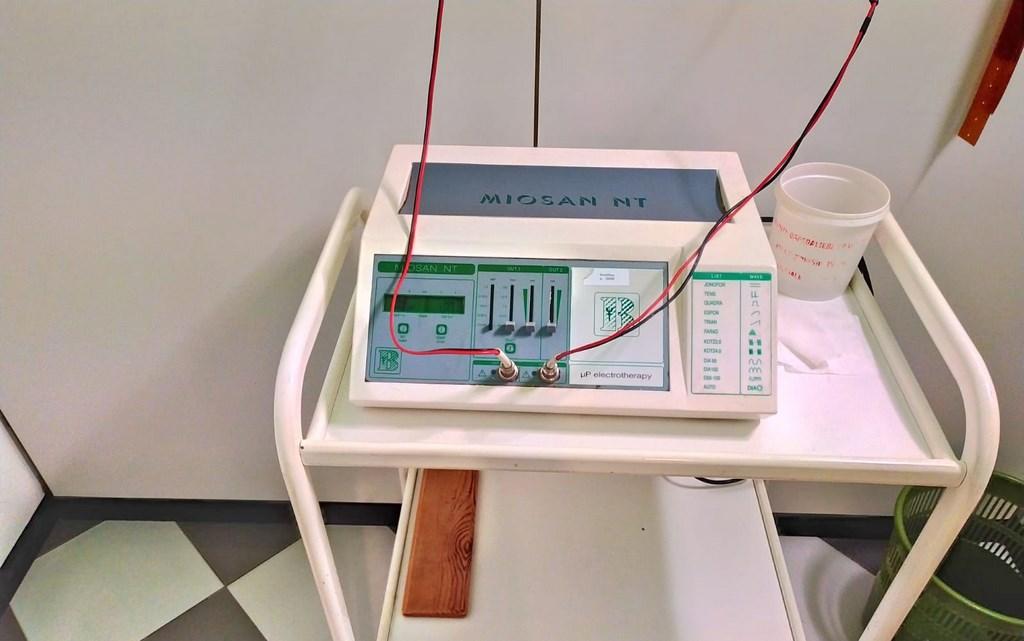 infrarorsso terapia quartu sant'elena
