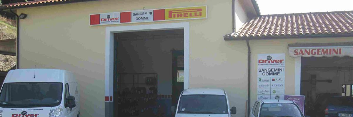 Driver Center terni