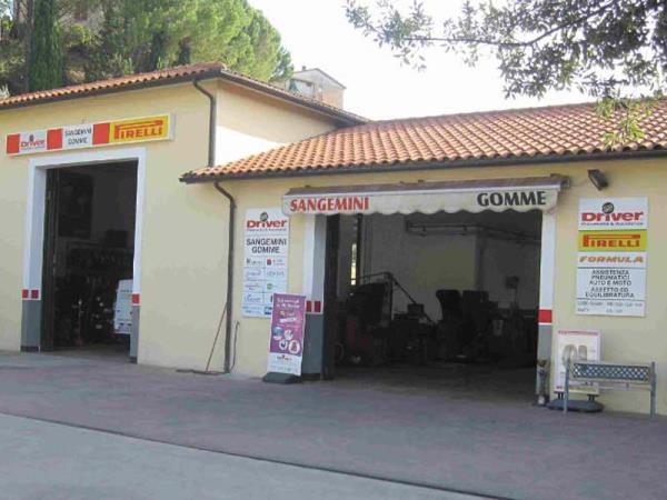 Driver San Gemini - Terni