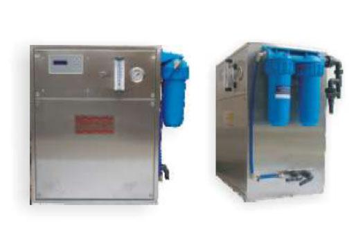 Potabilizzazione acque con lampade u.v. e ed impianti ad osmosi inversa San Giovanni Lupatoto (Verona) - I.T.A. S.r.l.