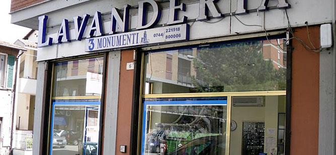 Lavanderia industriale Terni - Lavanderia 3 Monumenti