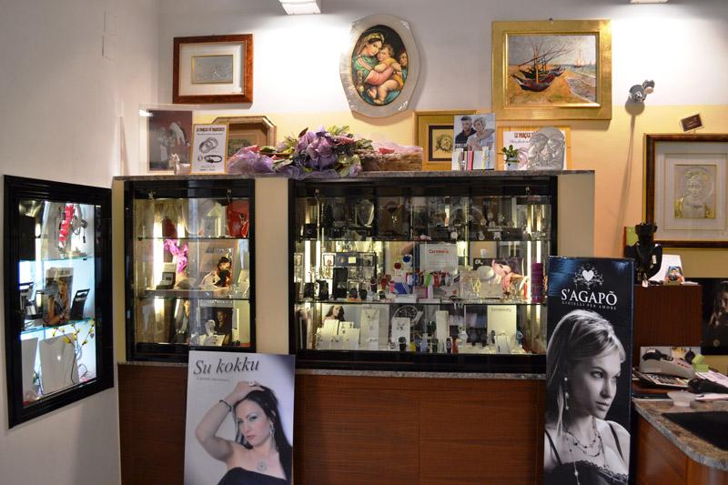 argenteria in centro a Cagliari