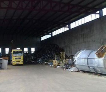 Recupero, trattamento e commercio rottami ferrosi, metallici, carta e cavi a Verona - Vecchini S.r.l. di Legnago (VR)