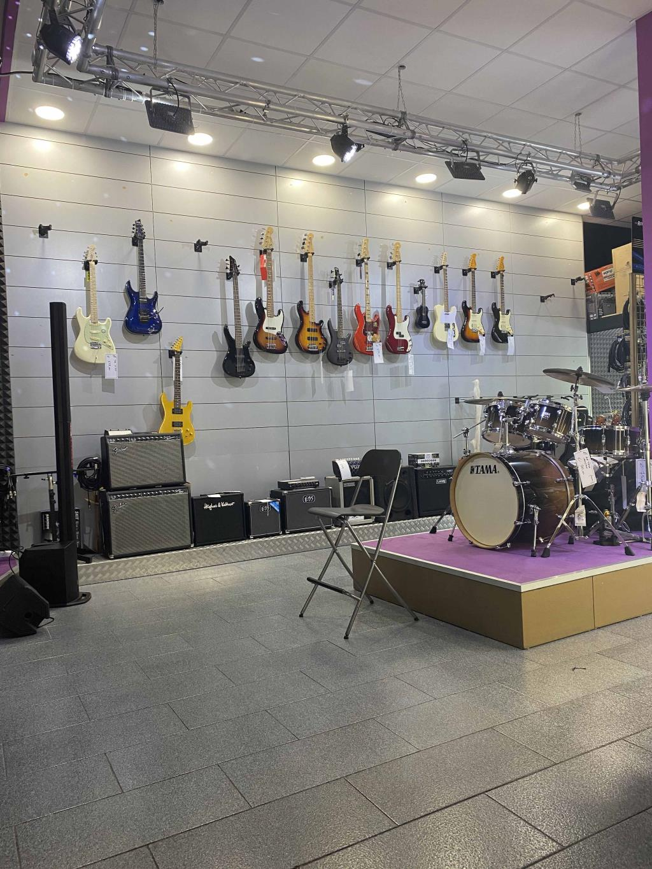 negozio strumenti musicali Terni