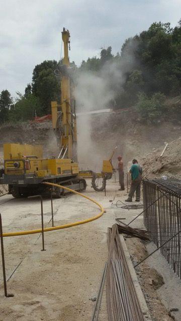 geotermico pozzo