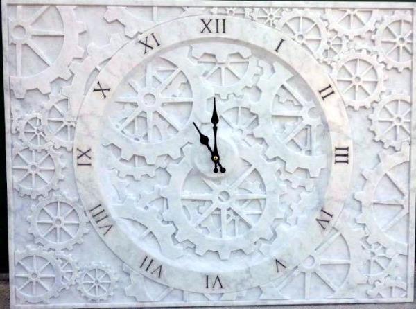 orologi in marmo bg