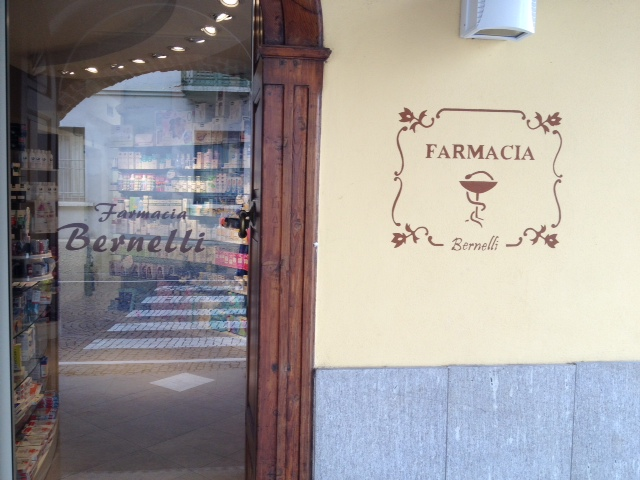 Farmacia Soncino (Cremona)