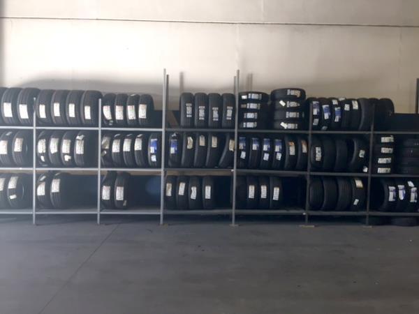 deposito pneumatici stagionali Brescia