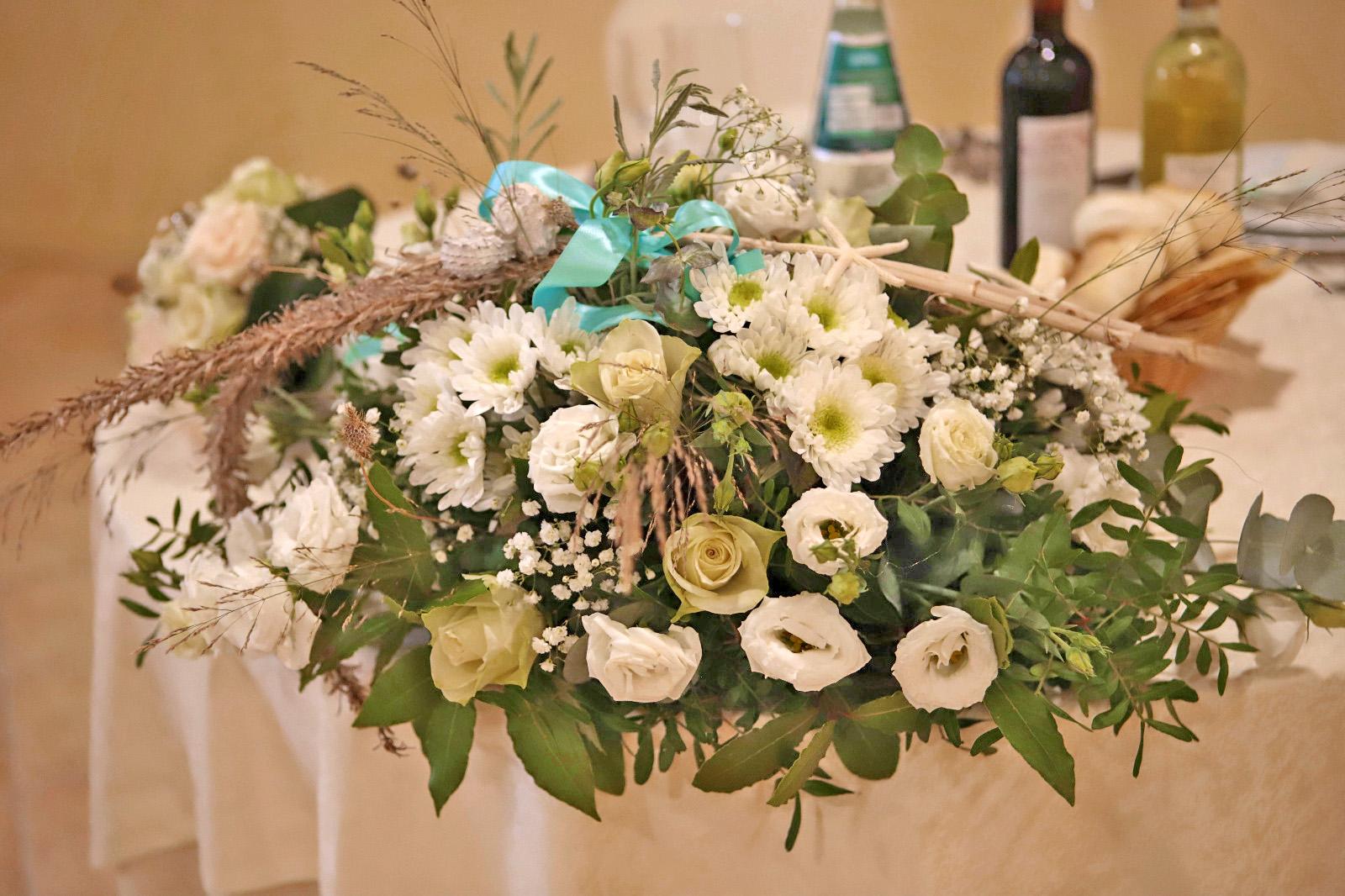 allestimenti floreali per matrimoni