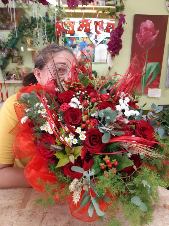 Bouquet paggetti