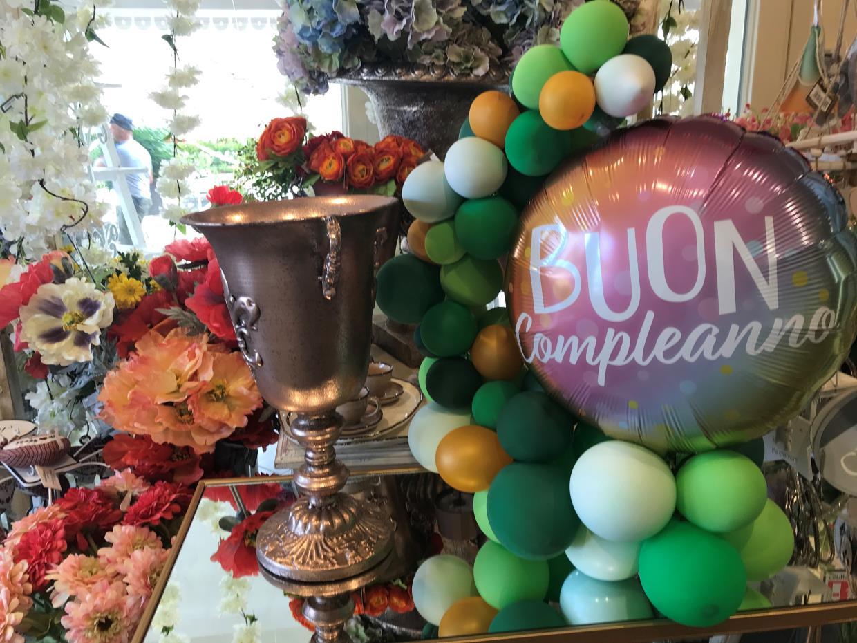 Palloncini per compleanno Camaiore