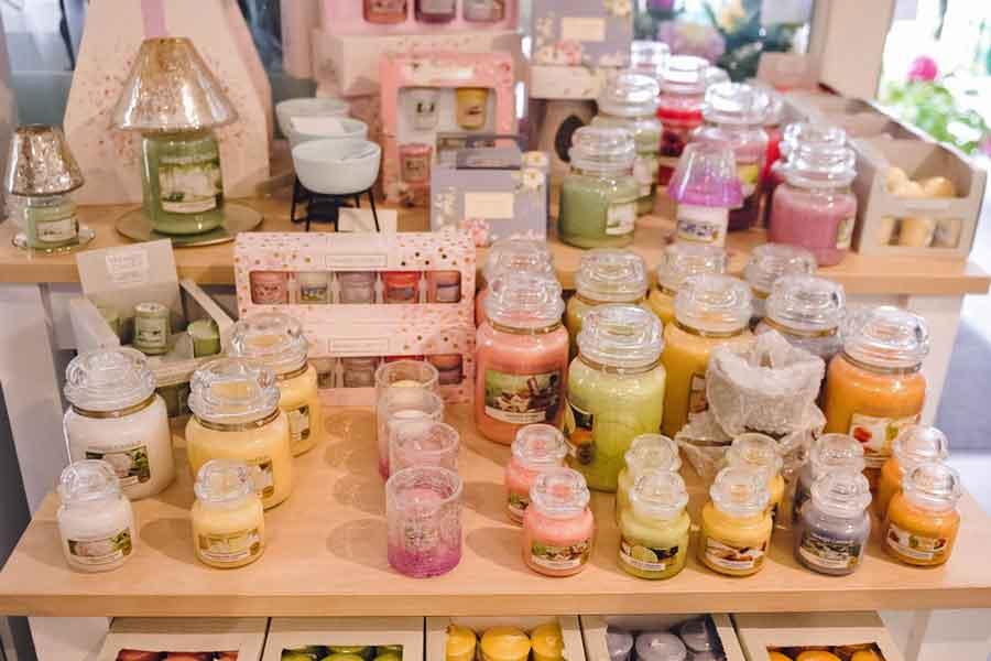 candele musetti garden Camaiore