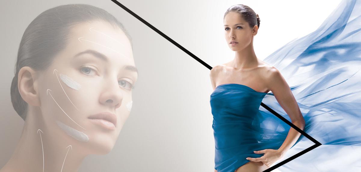 trattamenti di bellezza antiage mirano