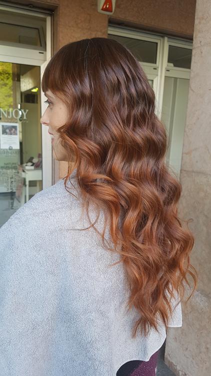 parrucchiere professionista donna mirano