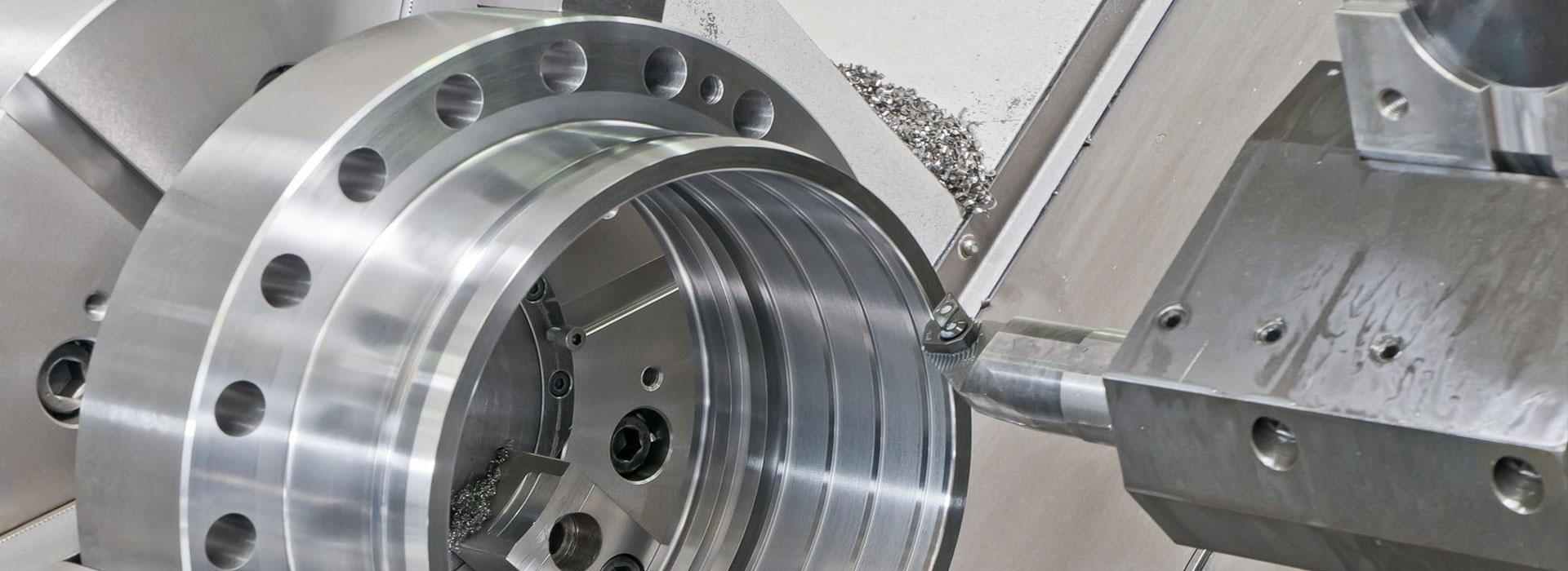 Piccola-media carpenteria metallica