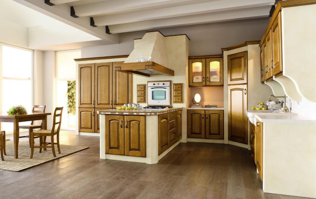 progettazione cucine su misura trevi