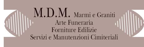 M.D.M. di Tesi