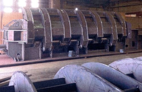 carpenteria metallica Montichiari Brescia