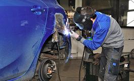 Saldatura e riparazione auto