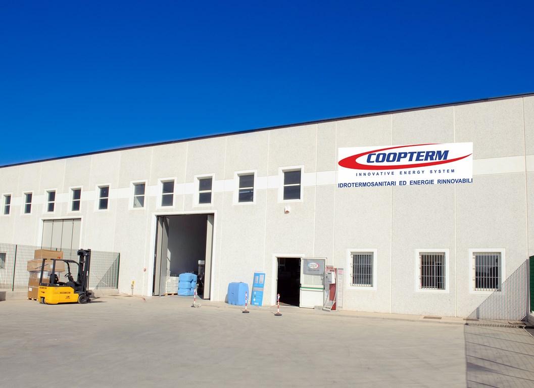 Coopterm Società Cooperativa Oristano |Prodotti idrotermosanitari Oristano