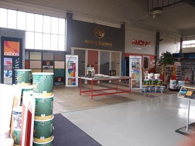 Esposizione vernici Parma