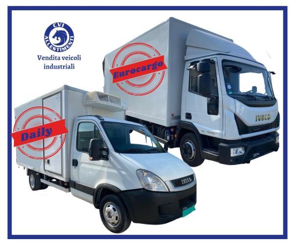 Vendita veicoli industriali e commerciali