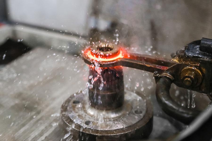 trattamenti termici metalli