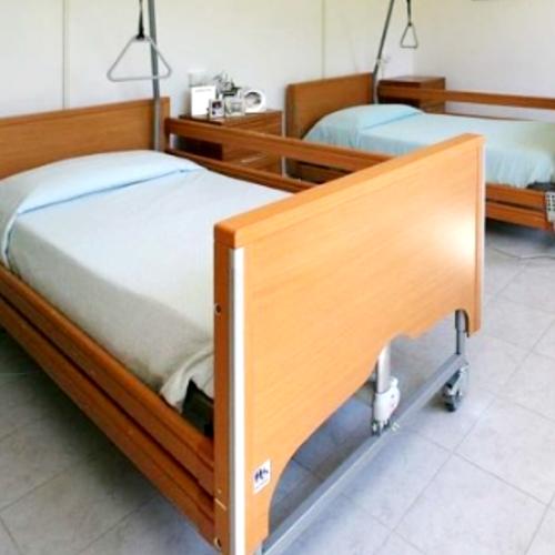 casa di riposo camere disabili