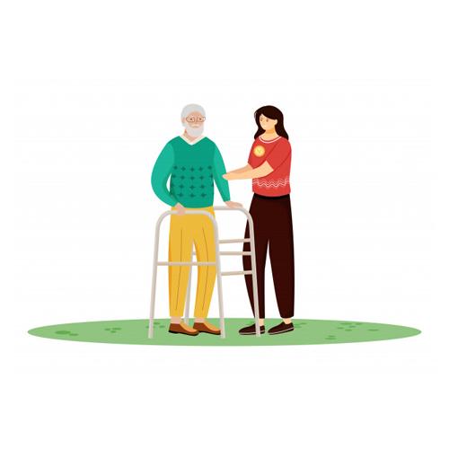 assistenza anziani casa di riposo