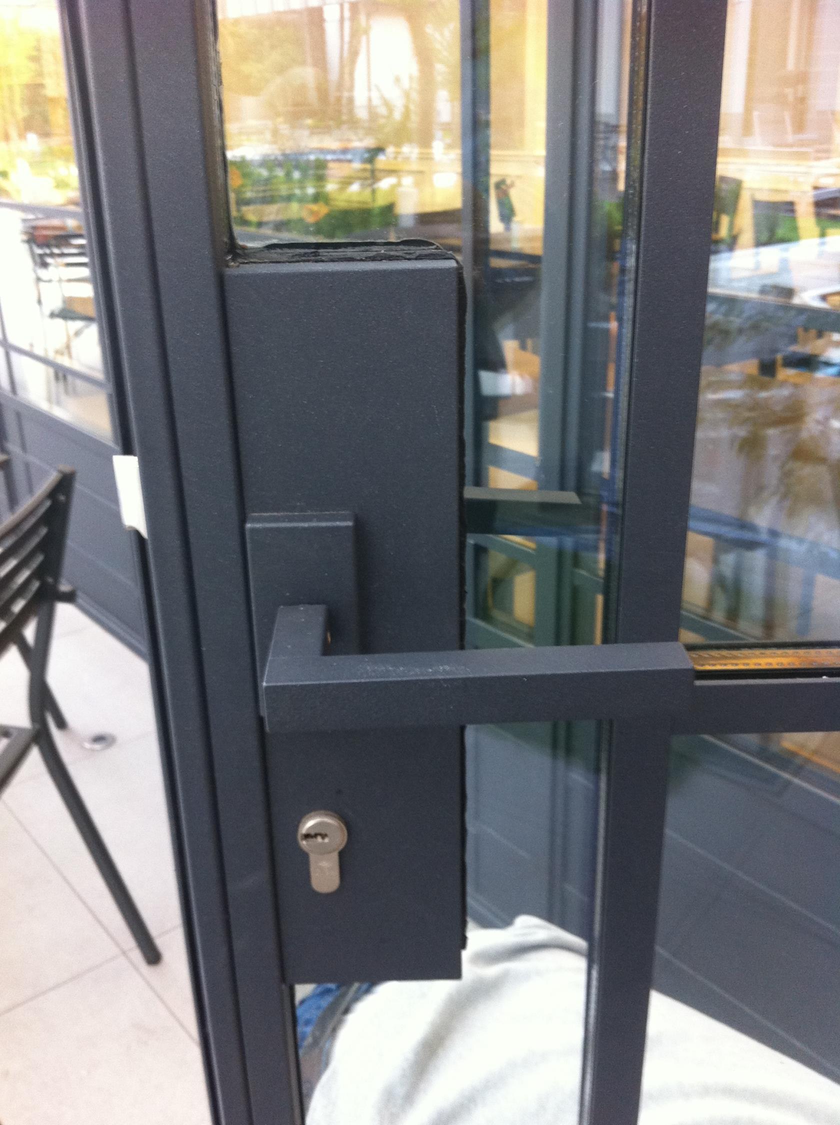 installazione porte rinforzate Porzio