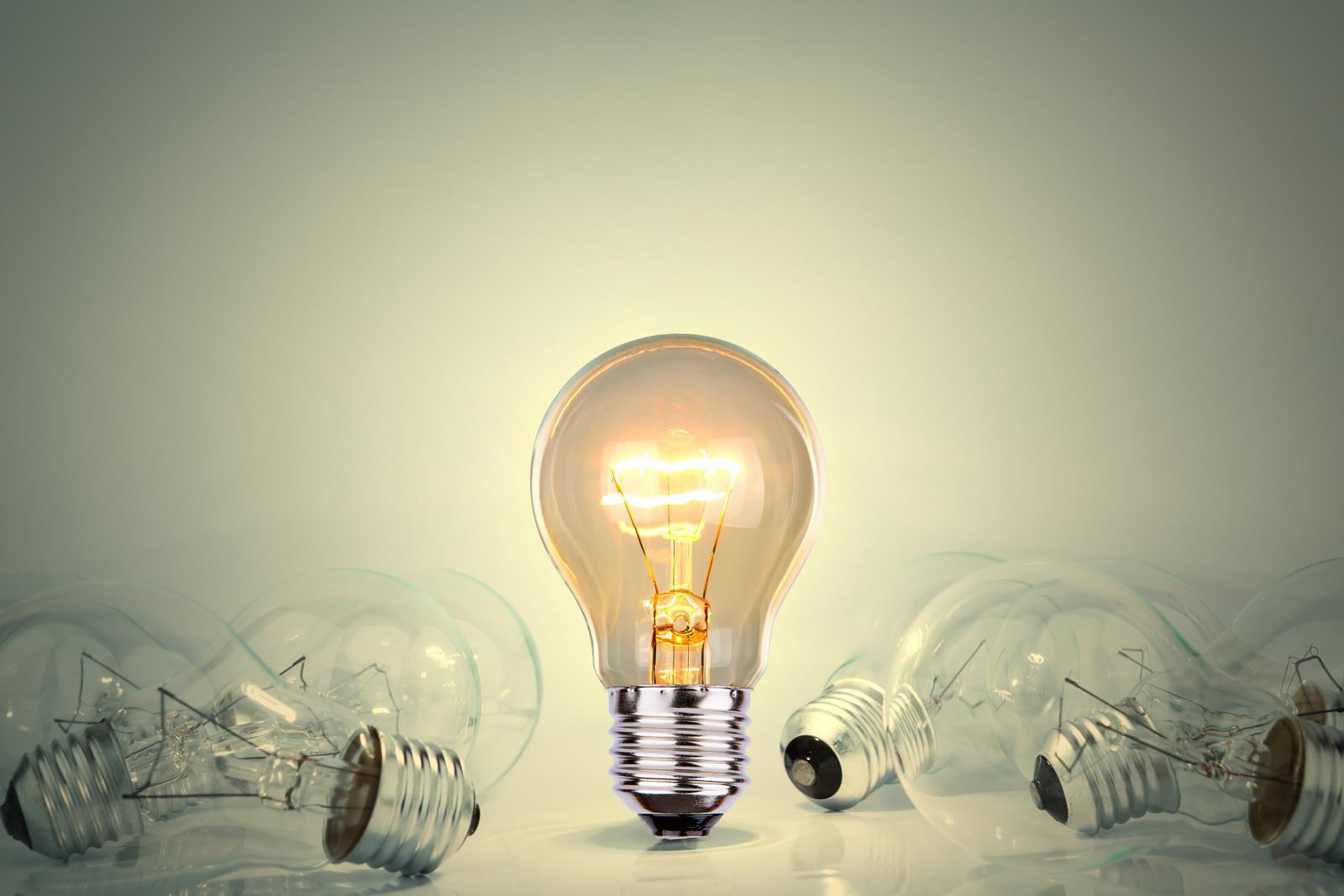 Illuminazione: vendita all