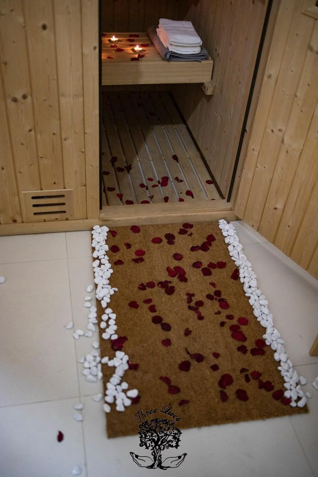 three lives centro estetico casal di principe sauna