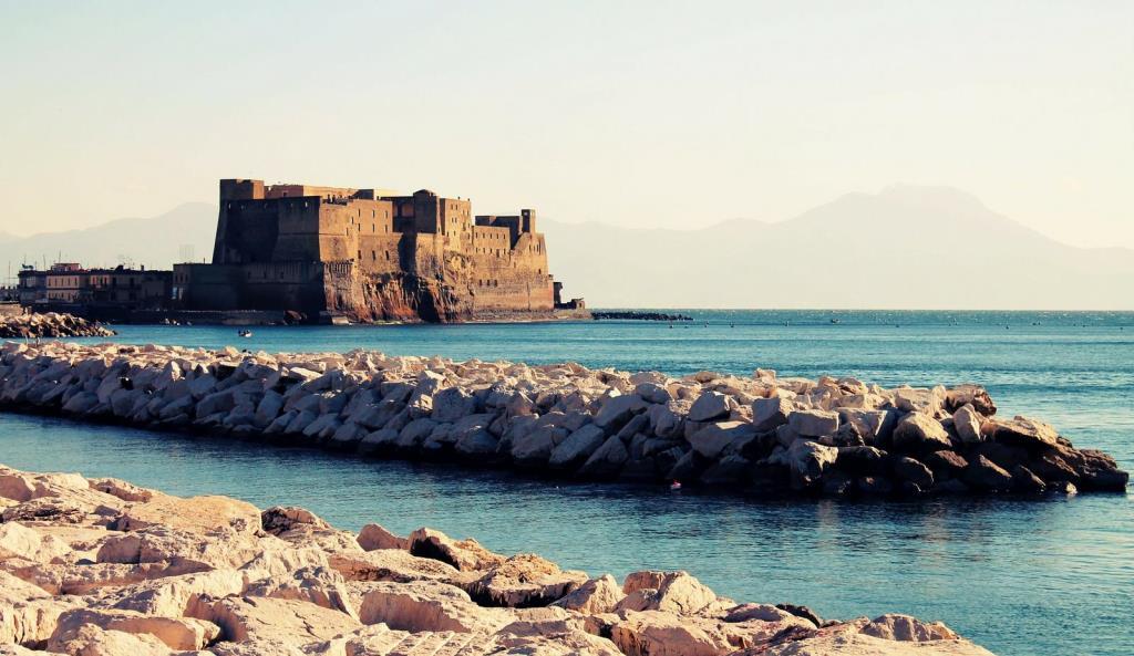 Castel dell'Ovo | Napoli