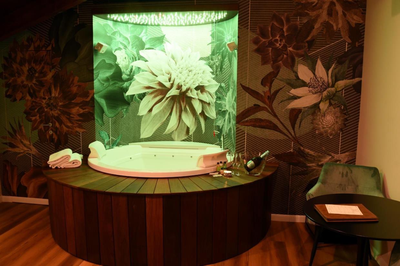 camera di lusso in hotel