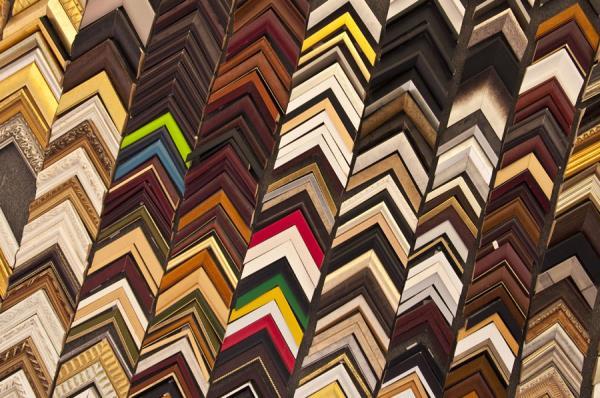cornici su misura di legno Cosenza