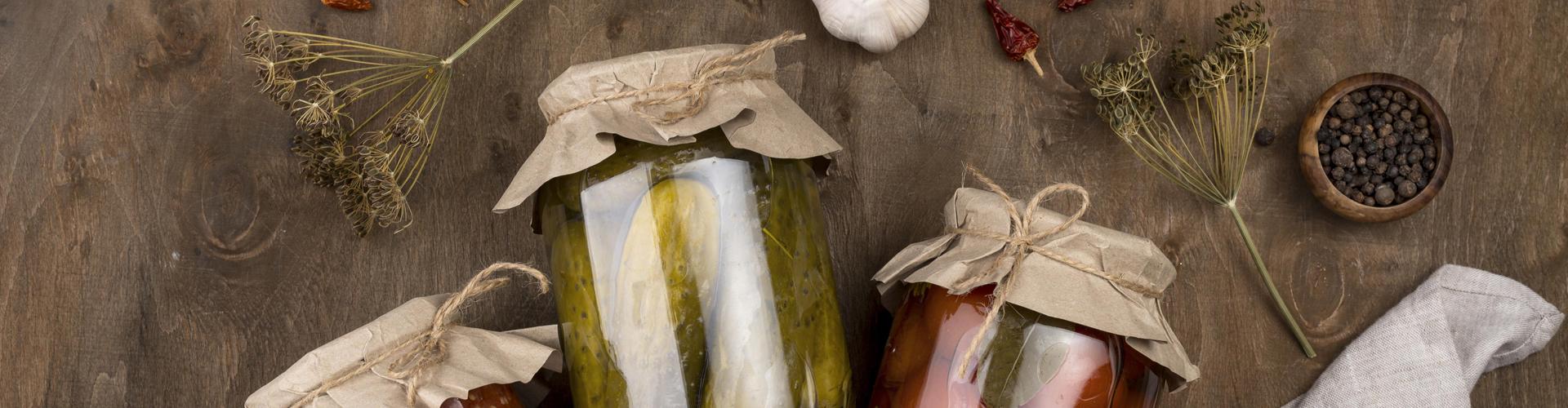 Conserve, dolci e pasta  artigianale