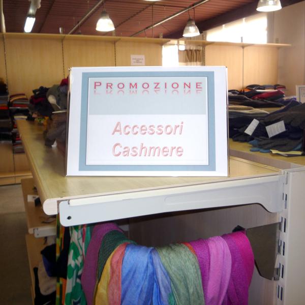 vendita accessori cashmere