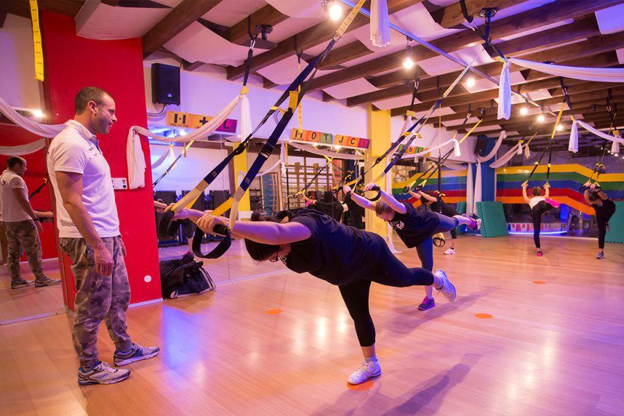 allenamento gravità trapani
