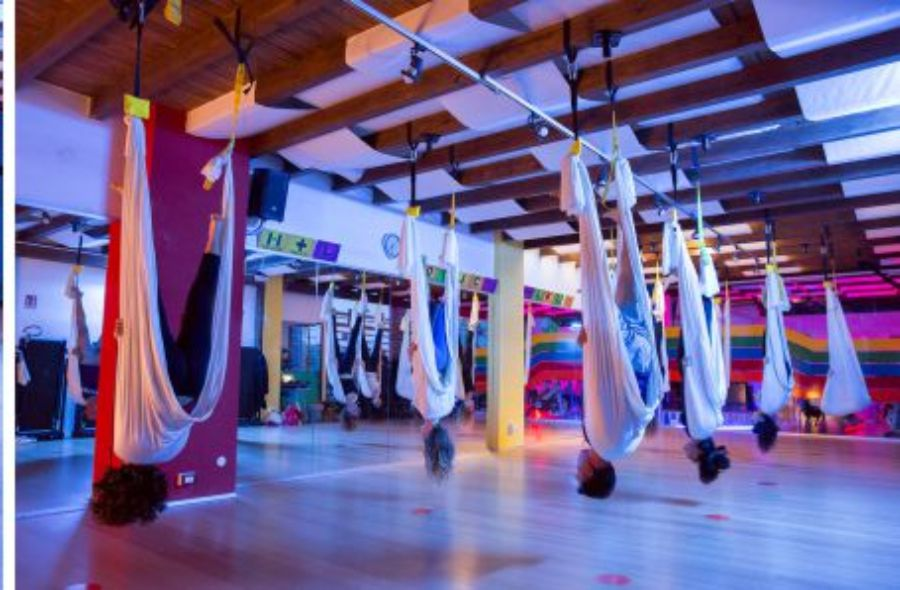 antigravity fly yoga trapani