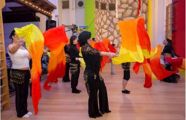 danze orientali trapani