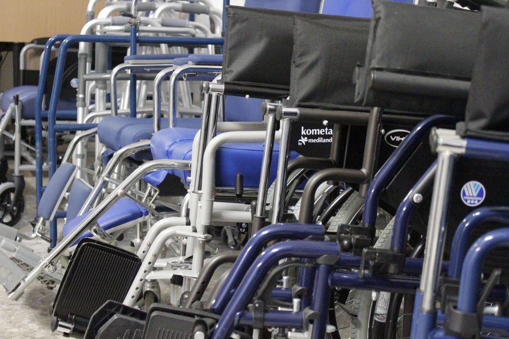 Ausili disabili carbonara
