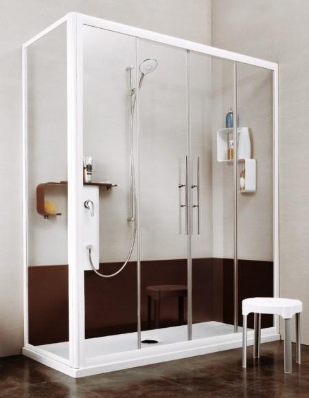 sostituzione vasca con doccia udine