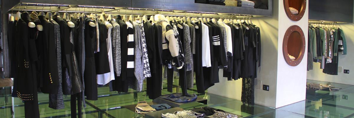 Boutique di abbigliamento