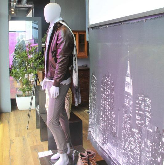 negozio vestiti Urgnano Bergamo