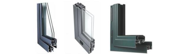 portefinestre alluminio Trieste